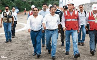 Gasoducto: Avances del caso que involucra a Humala y Heredia