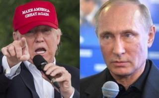 Trump anuncia reunión con inteligencia por injerencia rusa