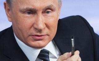 """Putin: """"Rusia no expulsará a ningún diplomático estadounidense"""""""