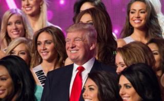 ¿Cómo, dónde y con quiénes recibirá Donald Trump el Año Nuevo?