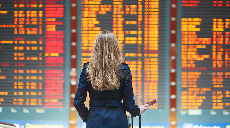 ¿Problemas con tu vuelo? Conoce cuáles son tus derechos