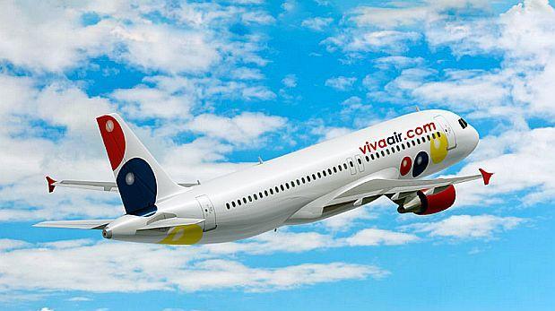 Viva Air Perú ya vende pasajes aéreos entre 9 ciudades
