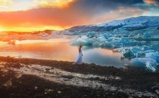 Descubre la magia de viajar en las fotografías de esta pareja