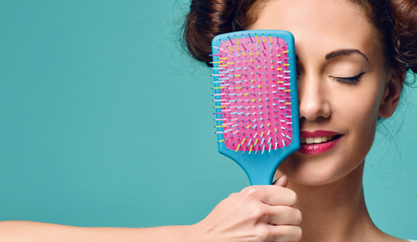 Conoce cuál es el cepillo ideal para tu pelo