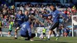 Real Madrid se dio un baño de masas en su último entrenamiento - Noticias de alfredo di stefano