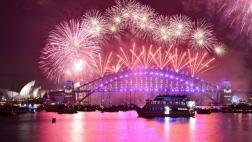 El mundo celebra el Año Nuevo: Australia ya recibió el 2017