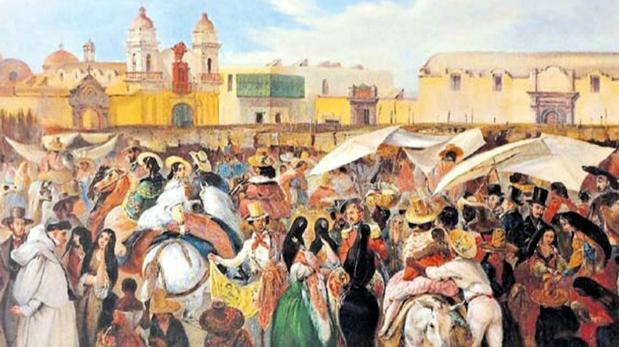 Perú pierde importantes cuadros en subasta de arte