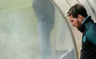 Messi vuelve a los entrenamientos y define su futuro en Barza