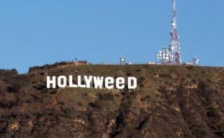 Famoso cartel de Hollywood fue vandalizado en Año Nuevo