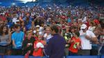 Roger Federer regresa y reunió a 6 mil personas en práctica - Noticias de roger federer