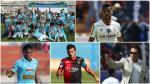 Premios DT 2016: los que más brillaron en el Perú - Noticias de cristal copa libertadores 2013