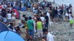 Facebook: playa de Máncora se llenó de basura en Año Nuevo - Noticias de sofia mulanovich