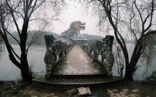 Ho Thuy Tien: Explora este aterrador parque acuático abandonado