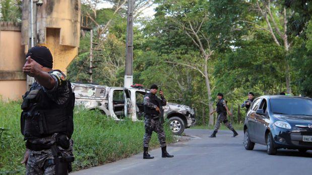 Motín en cárcel de Manaos, Brasil, deja al menos 60 muertos