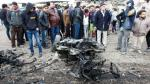 Estado Islámico asesina a 37 personas en ataque en Bagdad - Noticias de coche bomba
