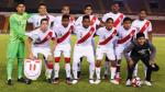 La selección peruana sub 20 se alista para el Sudamericano - Noticias de adrian fernandez