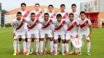 Selección sub 20: conoce el fixture de Perú en el Sudamericano - Noticias de perú vs panamá