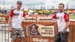 Así fue el primer día de los peruanos en Rally Dakar 2017 - Noticias de carlo vellutino