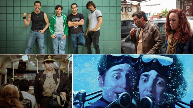 Cine 2017: las películas peruanas que se estrenarán este año