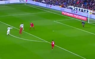 Gol de James Rodríguez: fantástica definición ante el Sevilla
