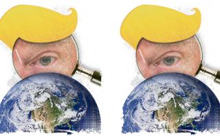 El mundo según Trump, por Juan Carlos Hidalgo