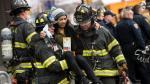 Nueva York: Tren se descarrila y deja más de 100 heridos - Noticias de andrew cuomo