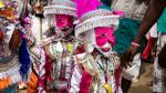 Carnaval de Winneba, la colorida fiesta de Año Nuevo en Ghana - Noticias de papa noel