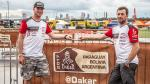 Dakar 2017: Fuchs sigue escalando en el tercer día - Noticias de joan barreda