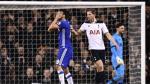 Chelsea perdió invicto: cayó 2-0 ante Tottenham por Premier - Noticias de kyle walker