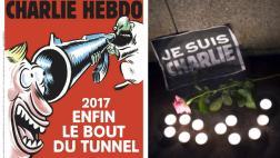 Charlie Hebdo lanza polémica portada a dos años de la masacre
