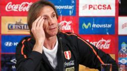 Gareca habló en extenso sobre la disciplina en la selección