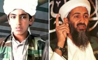 EE.UU. coloca a hijo de Bin Laden en lista negra de terroristas