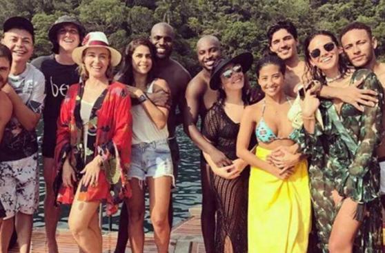 Neymar y Bruna Marquezine habrían retomado su relación [FOTOS]