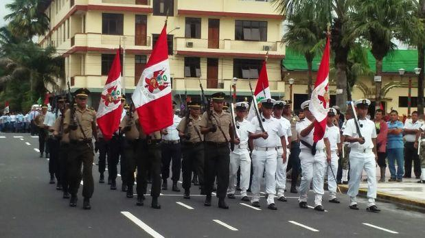 Iquitos celebra 153 años como puerto fluvial del río Amazonas