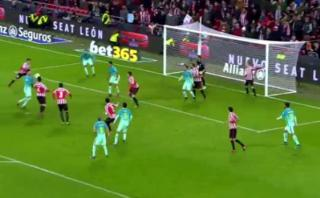 Messi no fue héroe: jugada de último minuto terminó en el palo
