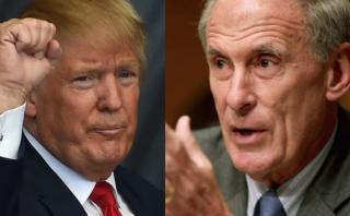 Trump elige como jefe de inteligencia a ex senador Dan Coats