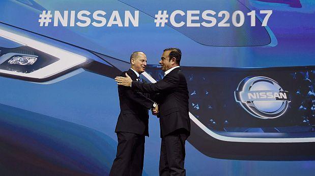 Durante el CES 2017, Nissan anunció una tecnología llamada