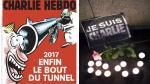 Charlie Hebdo lanza polémica portada a dos años de la masacre - Noticias de charlie hebdo