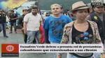 Intervienen colombianos que serían prestamistas extorsionadores - Noticias de asesinato en