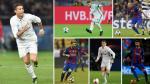 UEFA: Messi y Cristiano en el mejor 11 del 2016 según usuarios - Noticias de bayern múnich