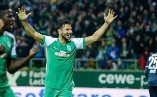 Claudio Pizarro inicia pretemporada con el Werder Bremen