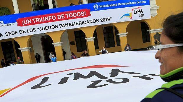 MTC tendrá a su cargo los Juegos Panamericanos Lima 2019