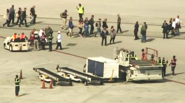 Tiroteo en aeropuerto de Fort Lauderdale. (Foto: Twitter)