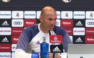 Zidane quiere que Cristiano Ronaldo descanse de vez en cuando