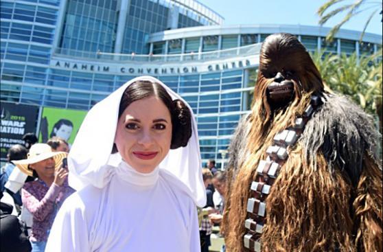 Star Wars: Mira los 10 mejores disfraces de la saga