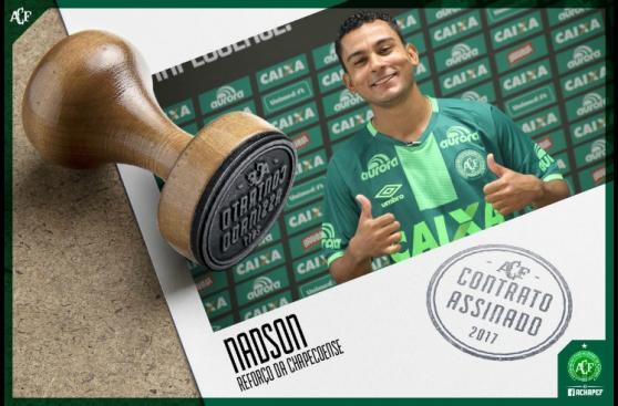 Chapecoense y su nueva plantilla para la temporada 2017