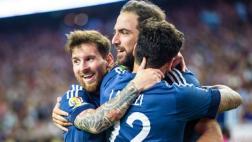 Lionel Messi ganó votación al gol del 2016 con la albiceleste