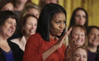 EE.UU.: El emotivo discurso de despedida de Michelle Obama