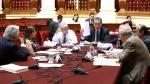 Comisión Lava Jato aprobó reunirse con fiscal de la Nación - Noticias de sergio espinoza