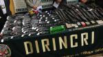 Desde 6 años de cárcel para quienes porten armas ilegales - Noticias de carlos pena